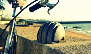 Carrera na praia