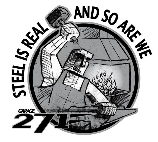 Steel is real and so are we!